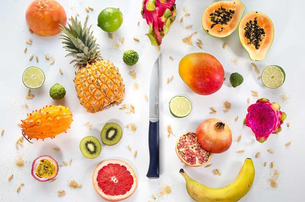 coltello pulire frutta