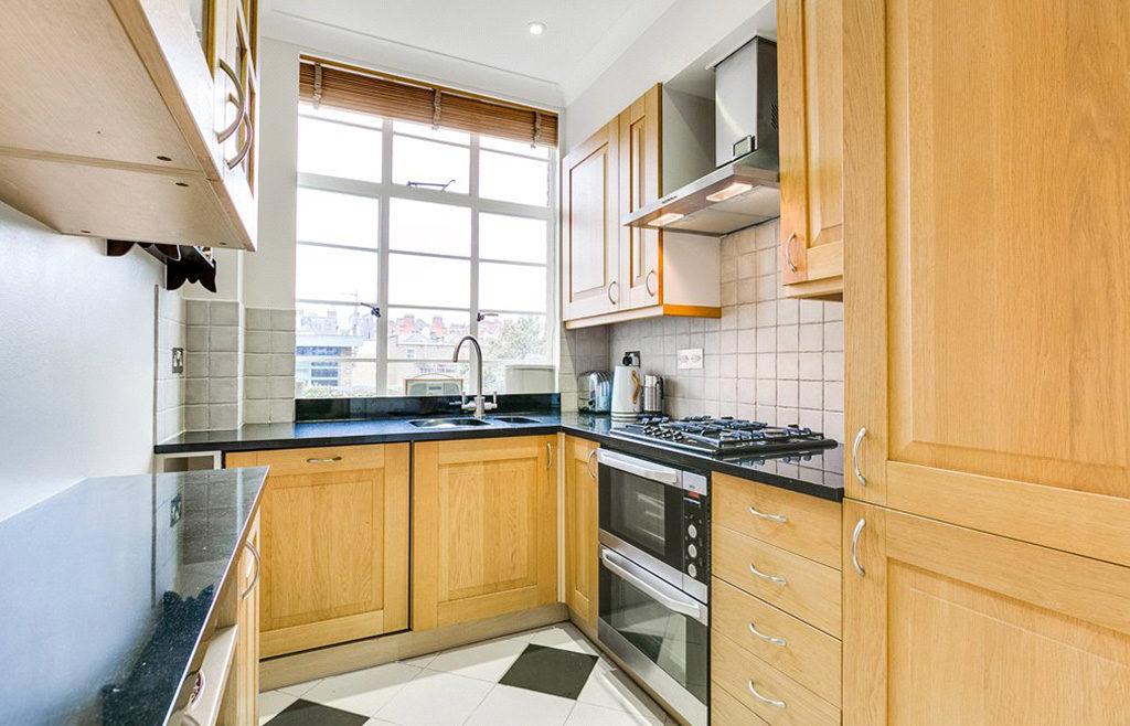 cucina casa middleton londra