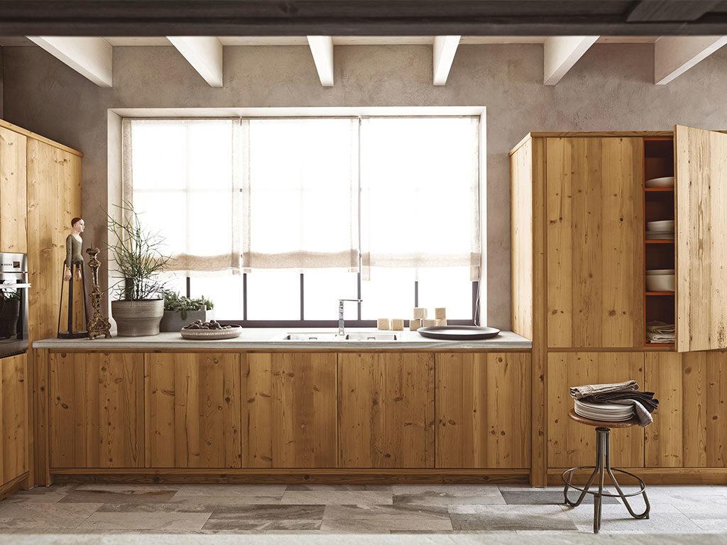 Mobili Cucina Senza Ante arredare una cucina senza pensili   la casa in ordine