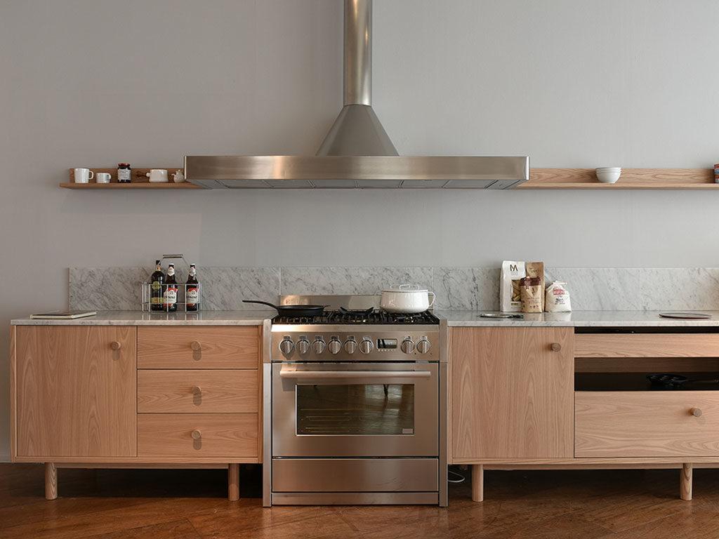 Pensili Per Cucina Prezzi arredare una cucina senza pensili | la casa in ordine