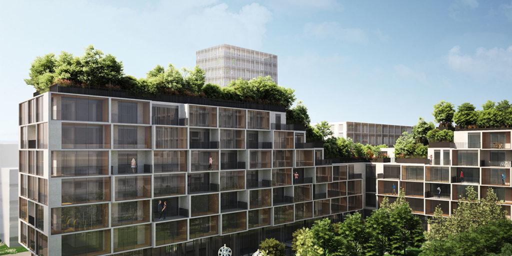 palazzo verde anversa