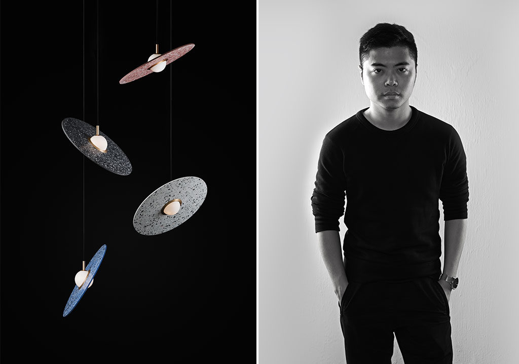 ritratto di Chen Xingyu
