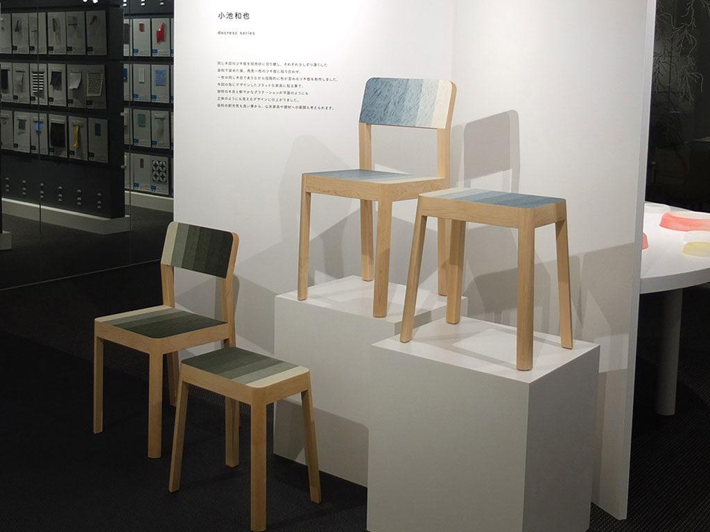 sedie in legno acero colorate