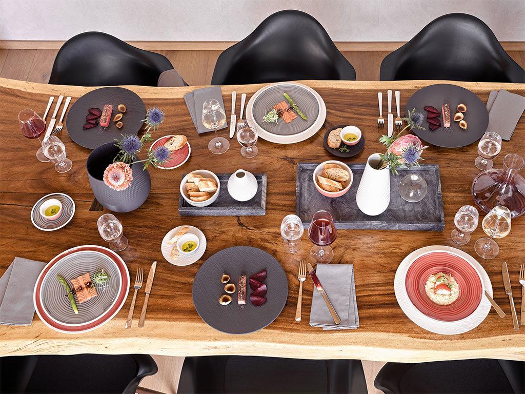 tavola apparecchiata tableware