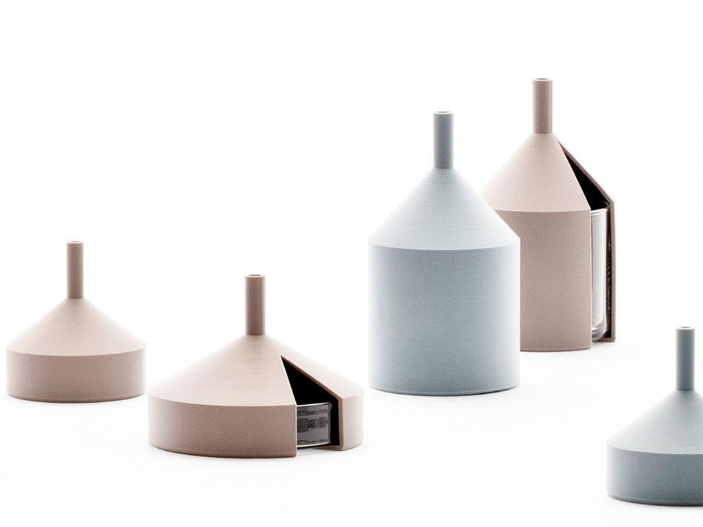 vasi design giapponese incompiuti