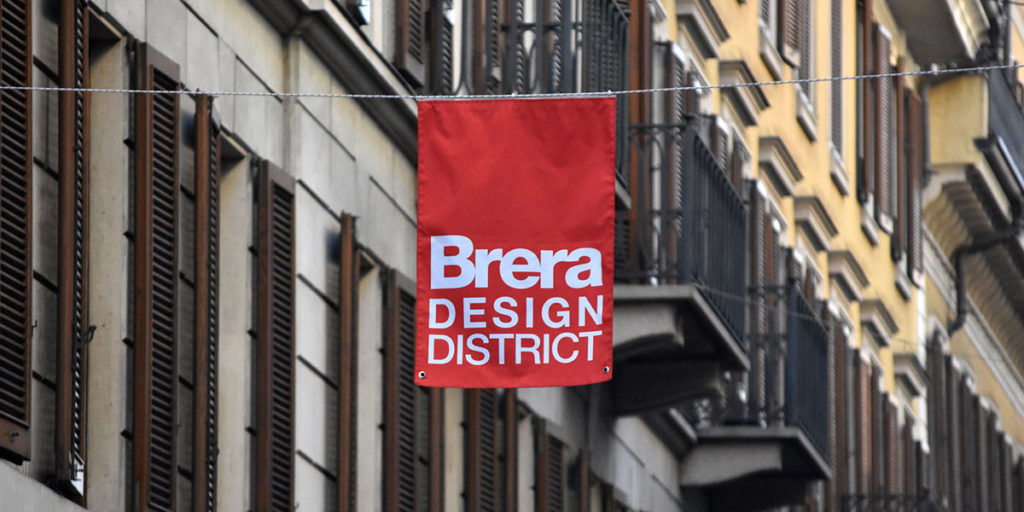 bandierina brera design district