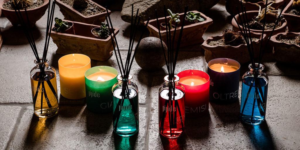 candele e profumatori casa