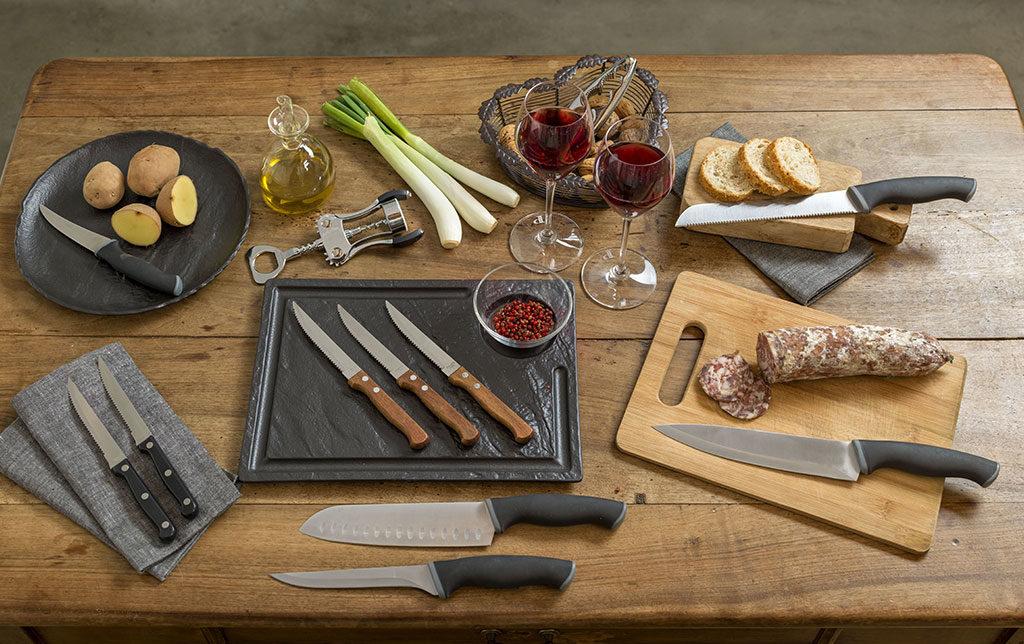 set coltelli indispensabili cucina