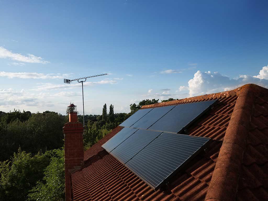 tetto falda pannelli solari ikea