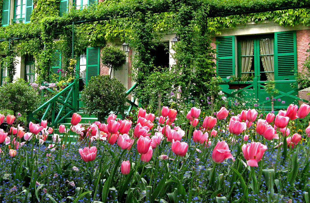 giardini casa monet