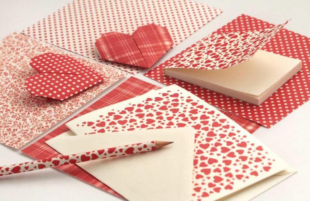 idee regalo san valentino carta