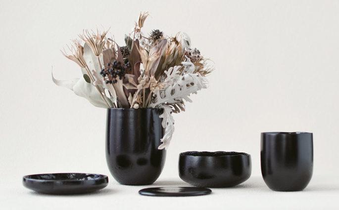 kosuke araki tableware