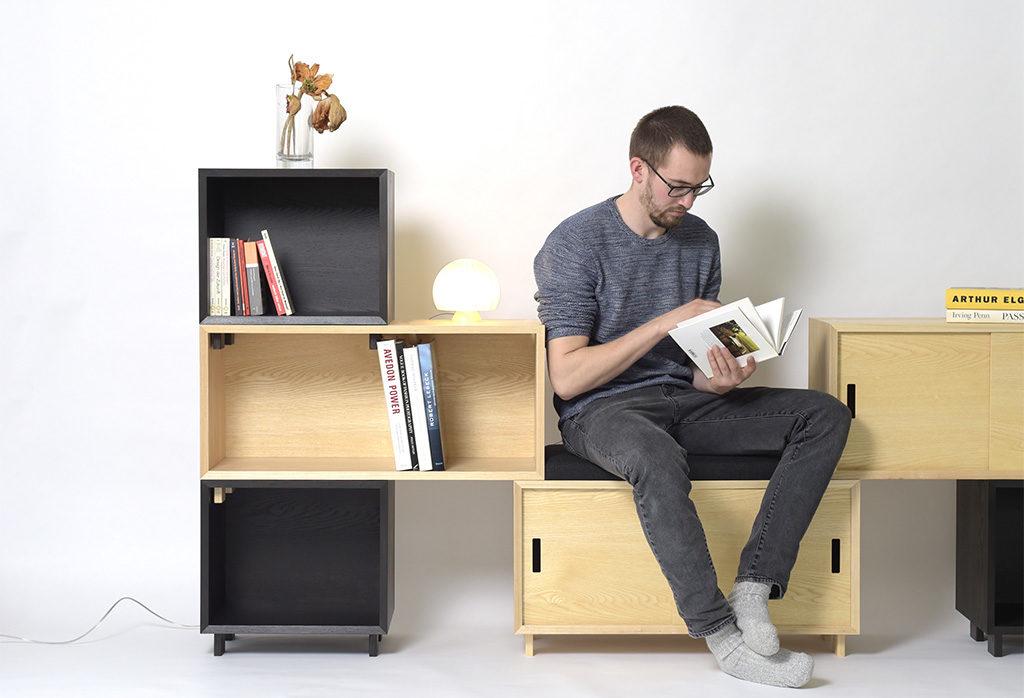 mobile legno design componibile
