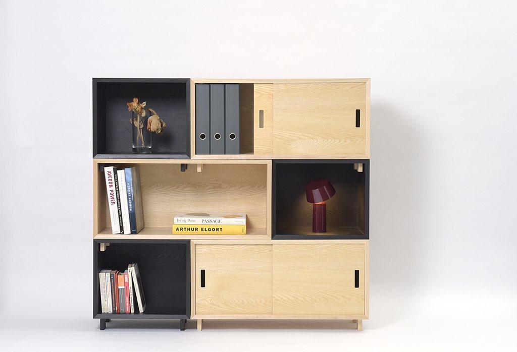 mobile legno composto
