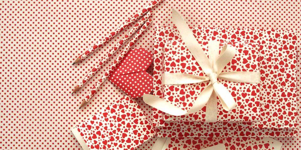carta regalo san valentino