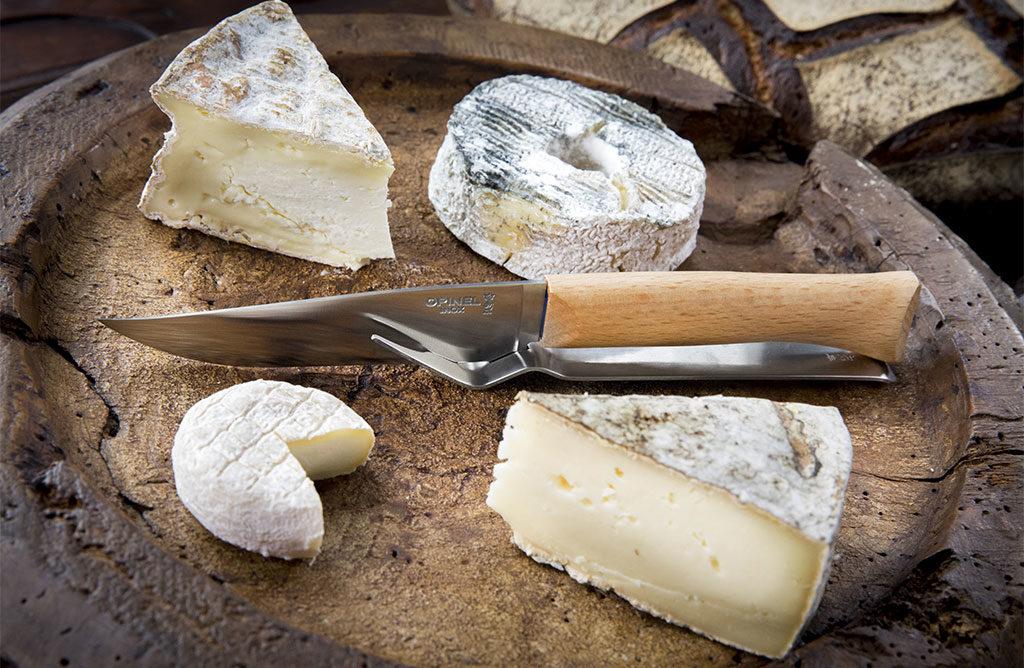 set da formaggio opinel