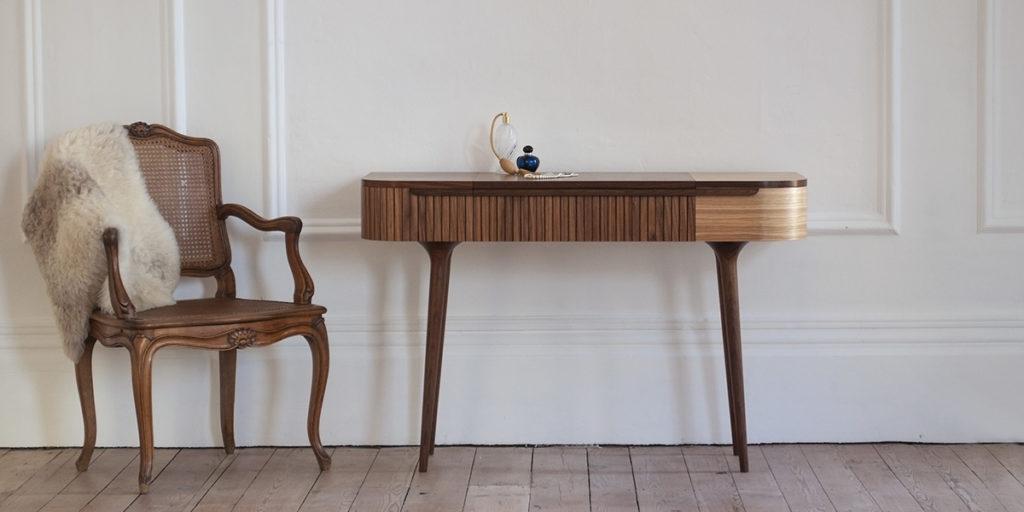 tavolo legno consolle design
