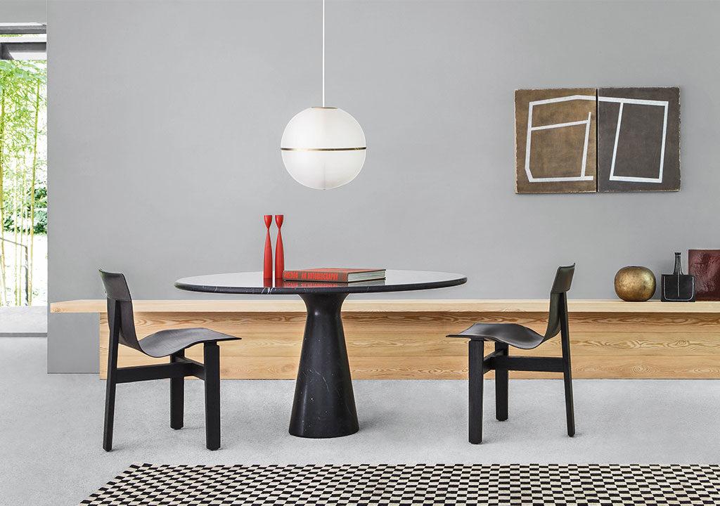 tavolo marmo rotondo