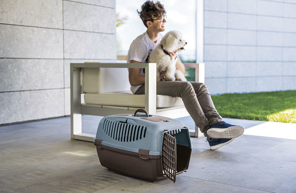 trasportino cane o gatto
