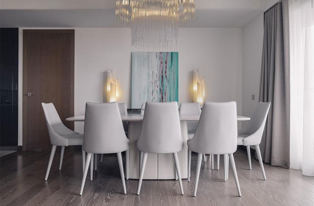 zona pranzo apartment pirita