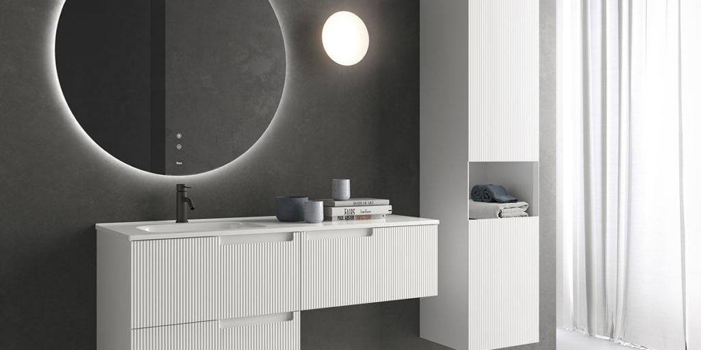 arredobagno design bianco