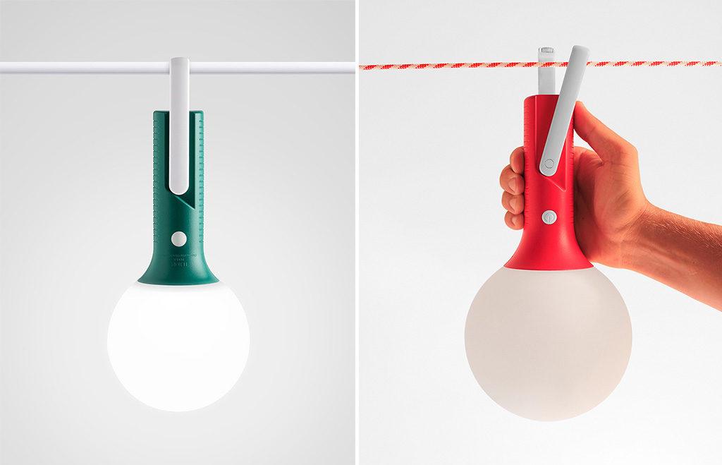 lampada portatile senza fili