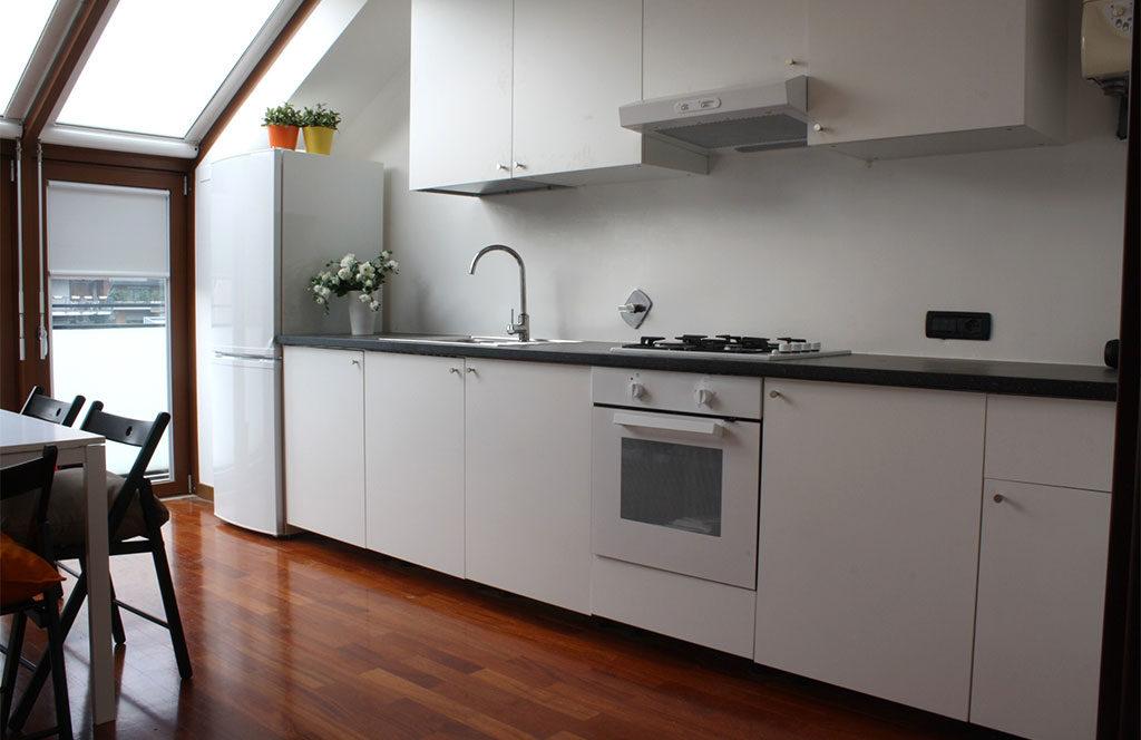 cucina casa affitto ristrutturata