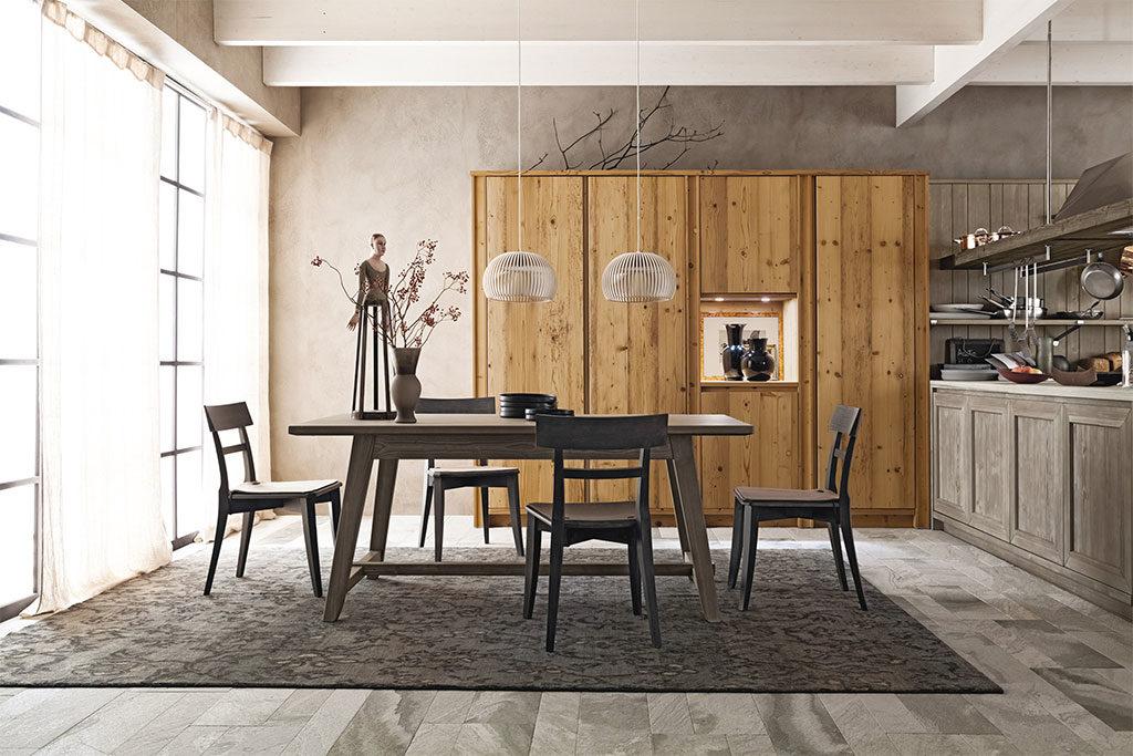 cucina arredo in legno