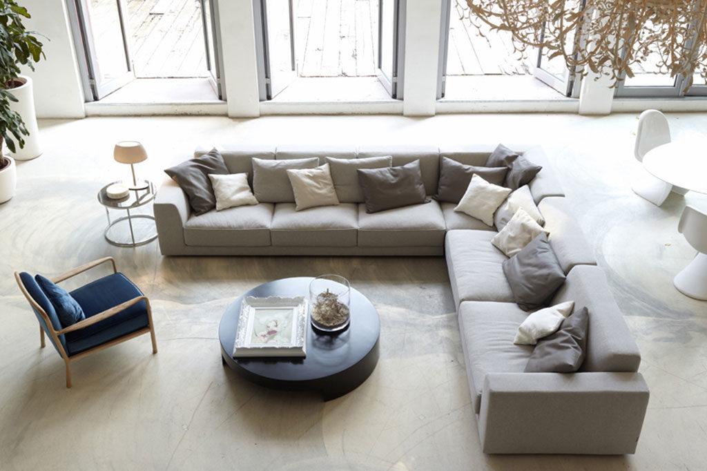 divano angolare sei posti