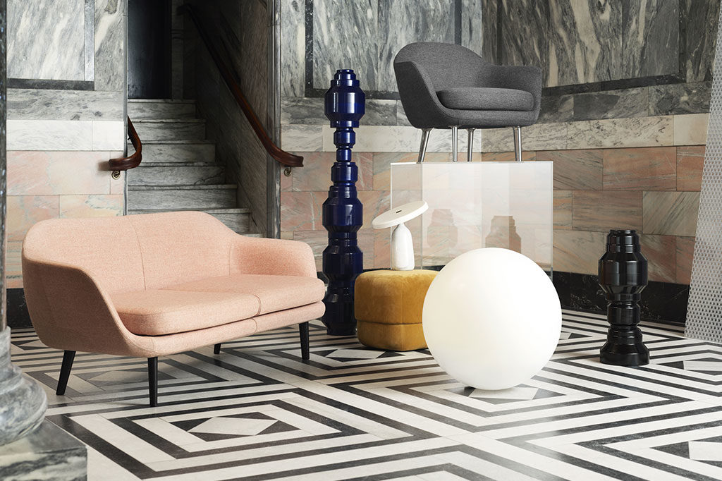 divano due posti design