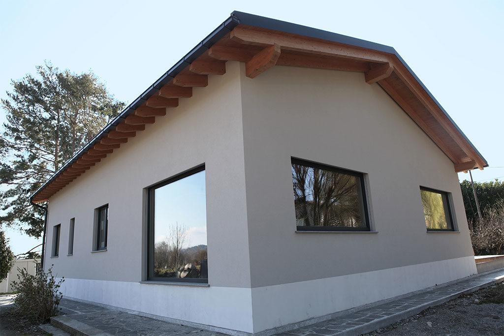 ristrutturazione esterno casa isolamento