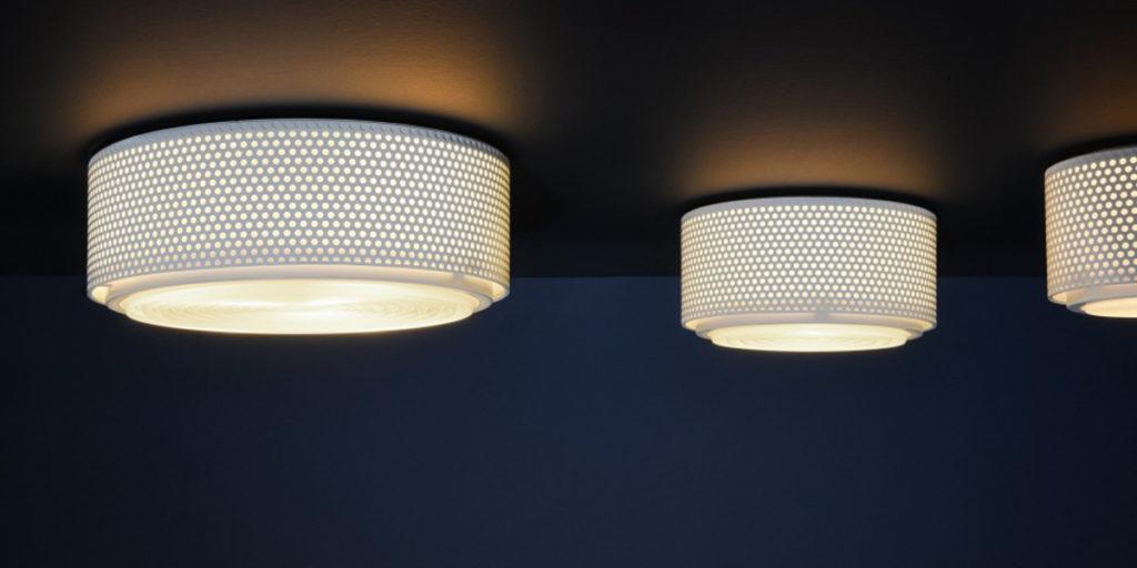 lampade da soffitto guariche
