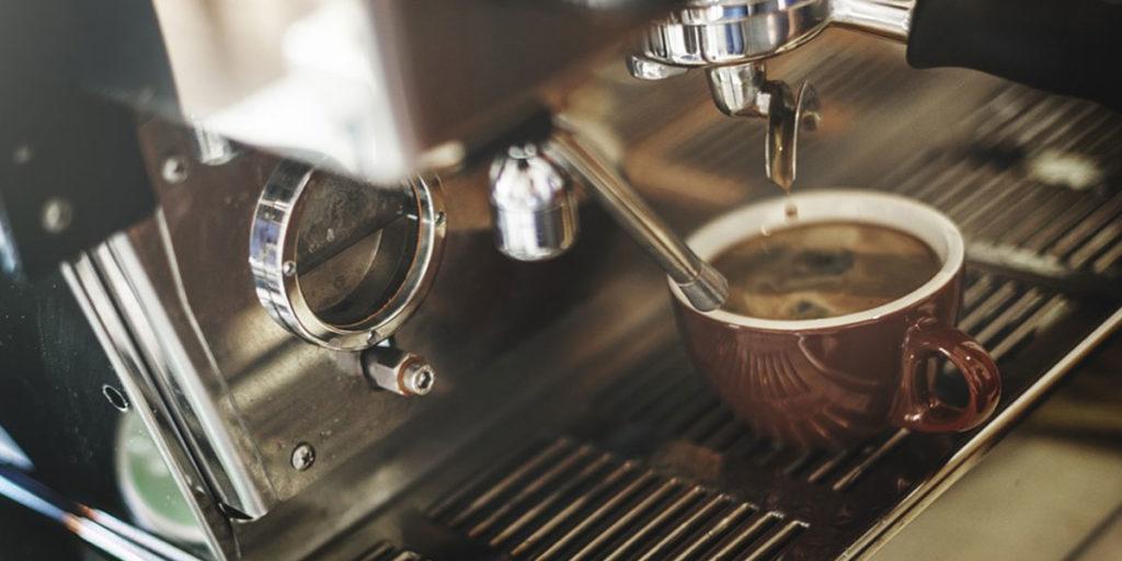 macchina espresso bar
