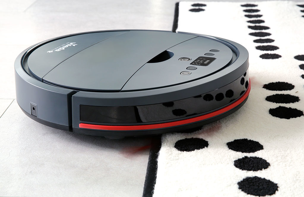 robot pulizie tappeto