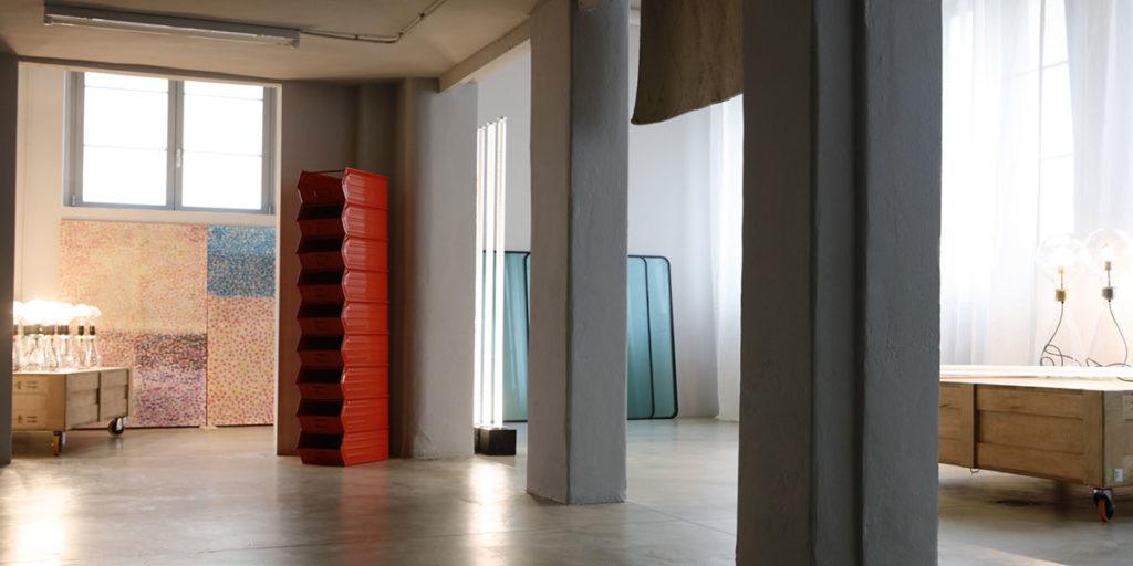 showroom nita milano