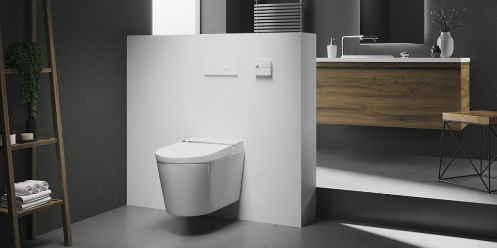 smart toilet bagno design