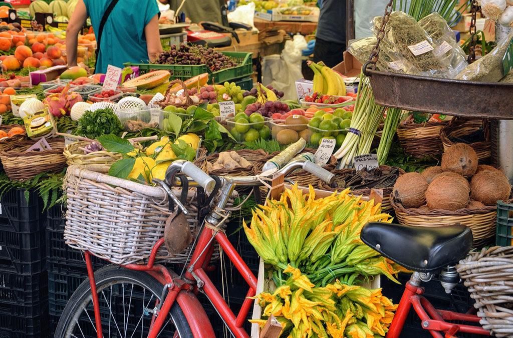 spesa bicicletta