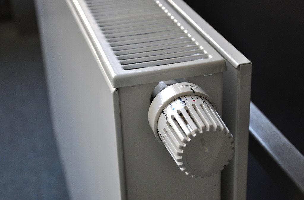 riscaldamento termovalvola