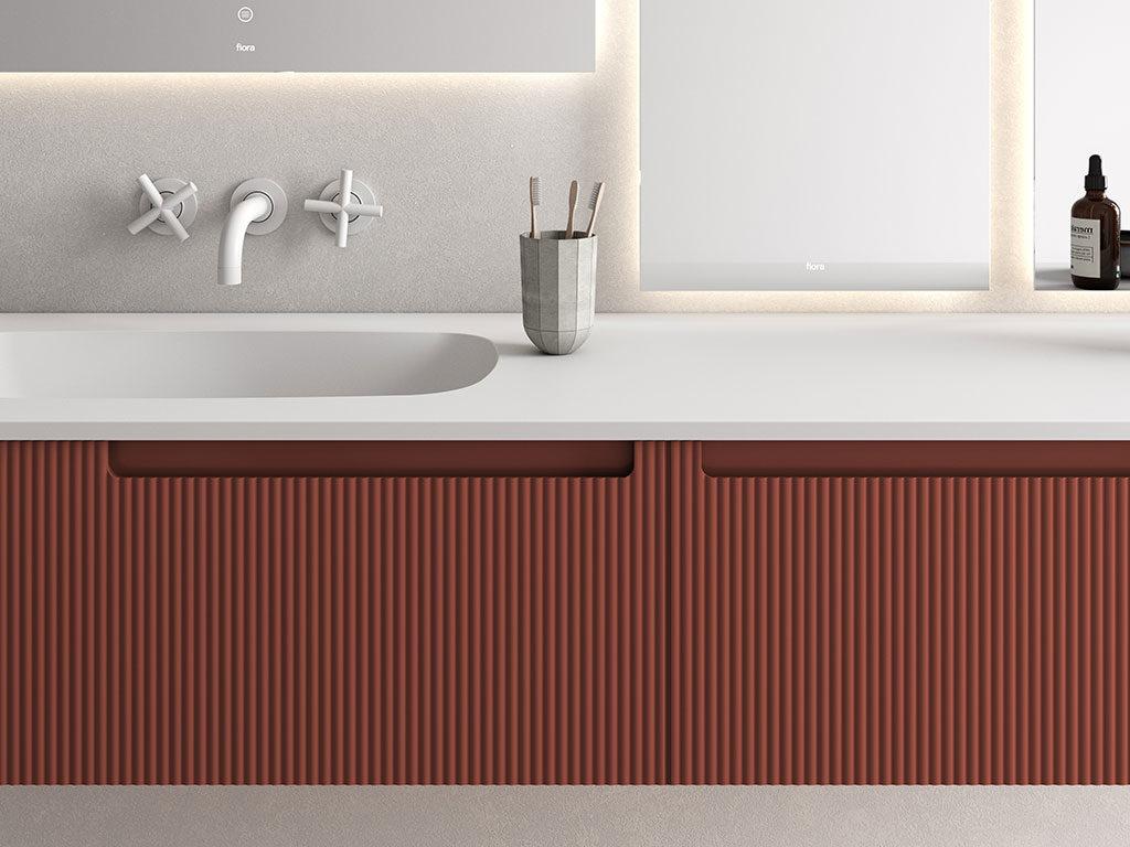 Milano design week 2019 arredo bagno di fiora la casa for Arredo bagno milano aperto domenica
