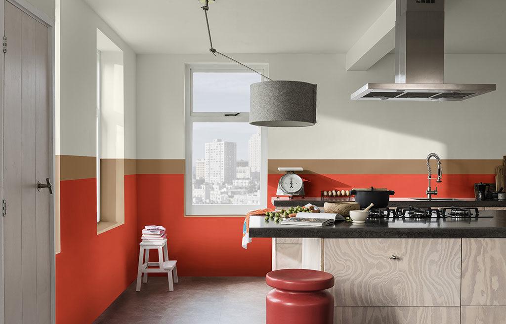 colori cucina scegliere