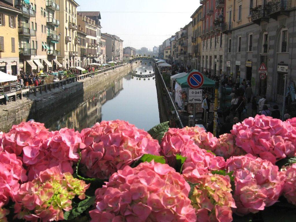 festival fiori sul naviglio