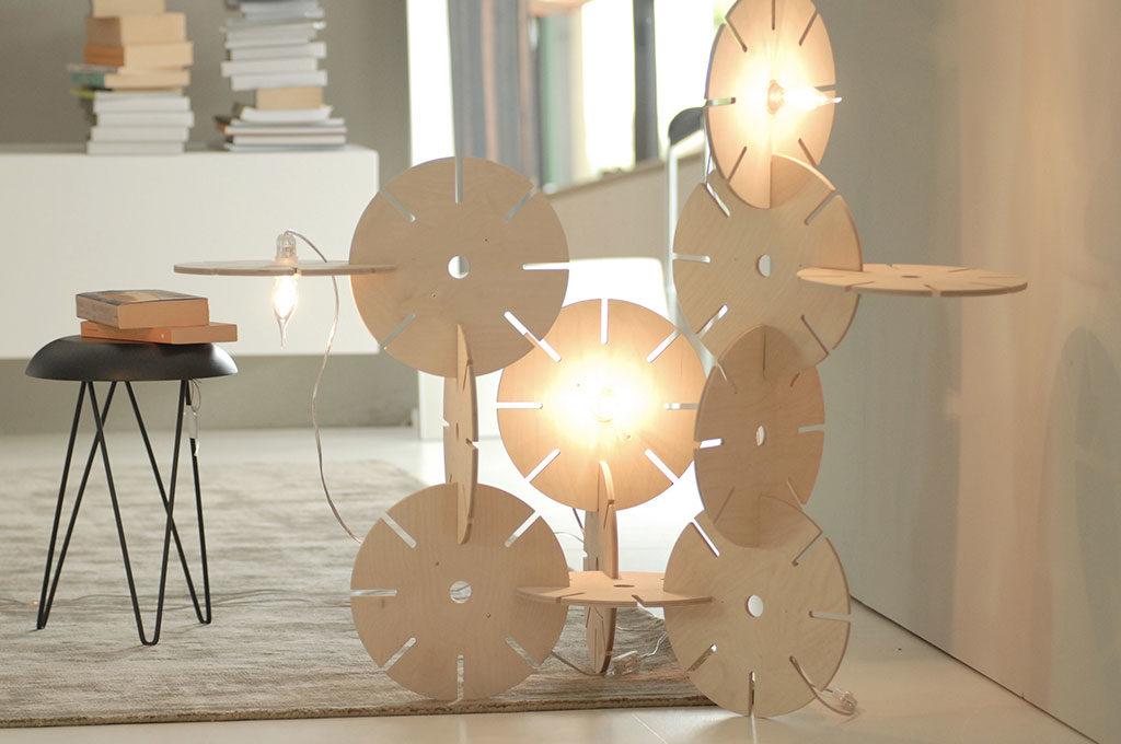 lampada tagliaecuci legno