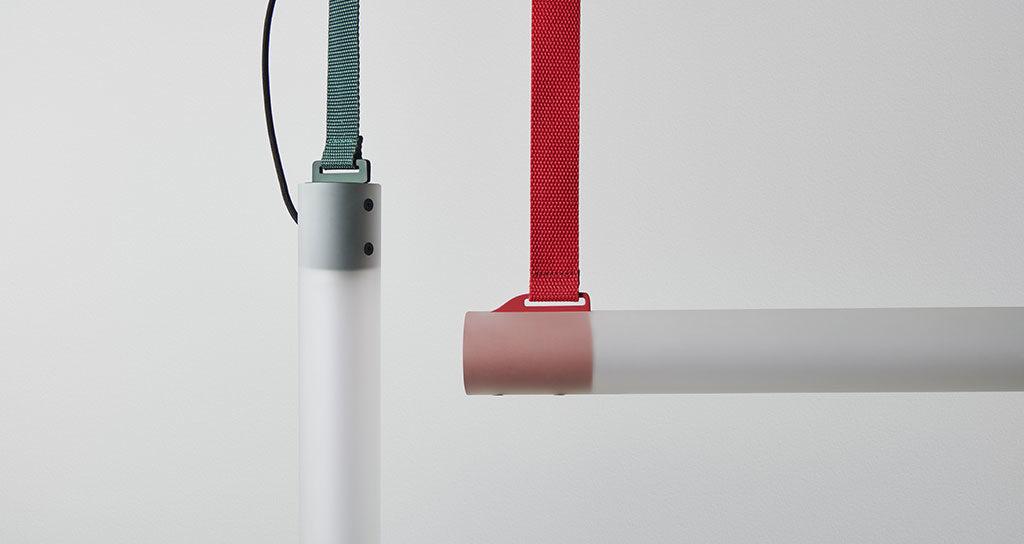 lampada tubo led fettuccia