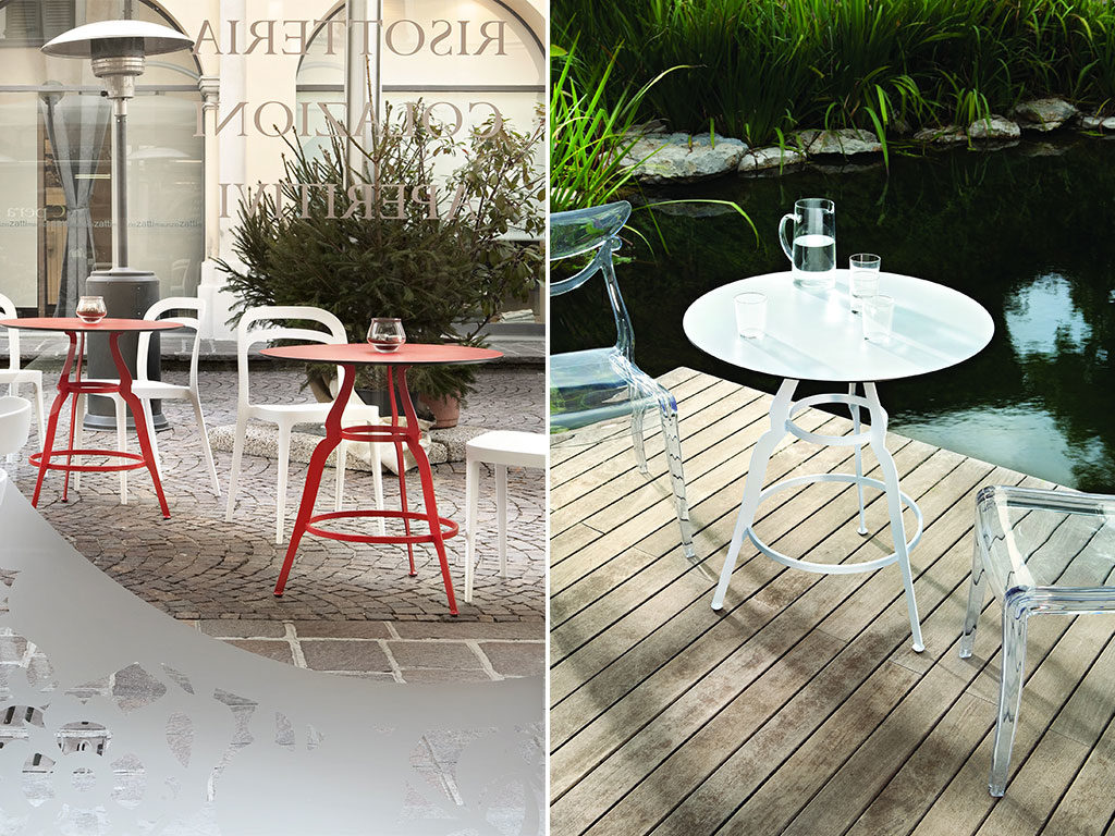 tavolini esterno tondi piccoli