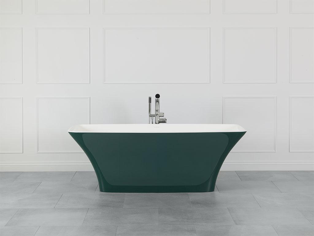 vasca bagno freestanding verde