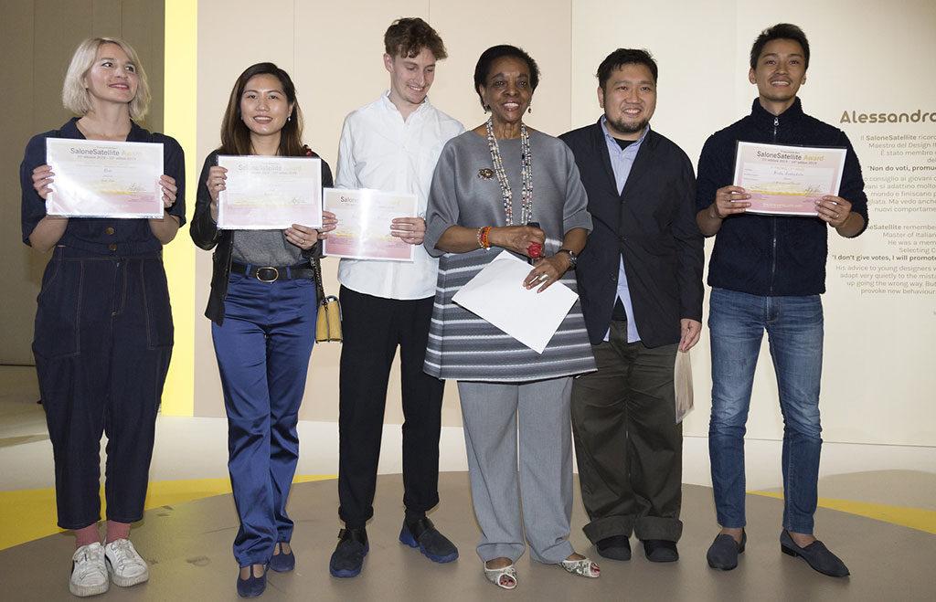 vincitori salone satellite 2019