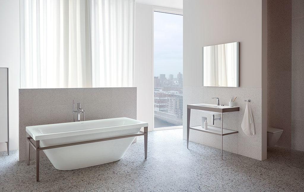 arredo bagno minimal design