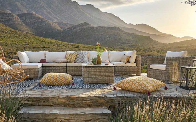 divano poltrone outdoor midollino