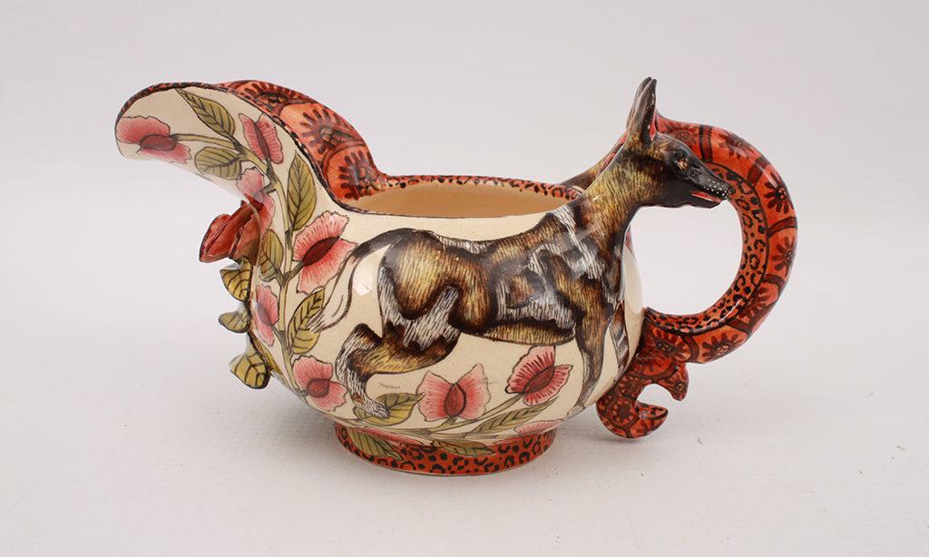 caraffa ceramica iena