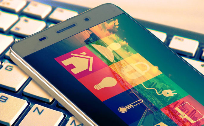 domotica smartphone